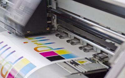 Voordelige en flexibele printservice